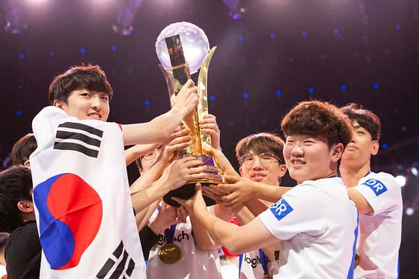 Not So Shocking: South Korea Wins Third Overwatch World Cup