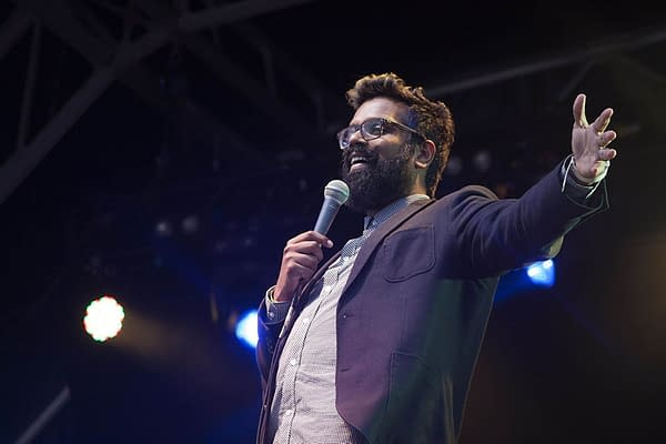 Romesh Ranganathan Writes For The Wicked + The Divine Next Week