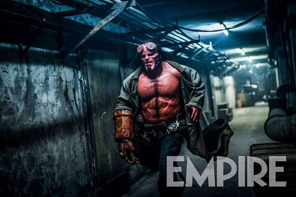 See New David Harbour 'Hellboy' Image from Empire Magazine!