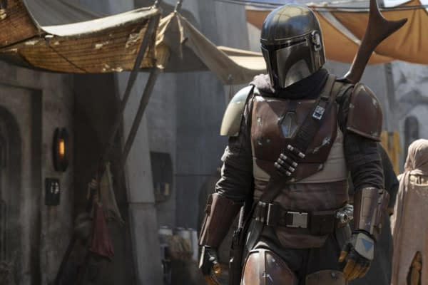 Joe Russo Talks Jon Favreau's 'The Mandalorian' Following Set Visit