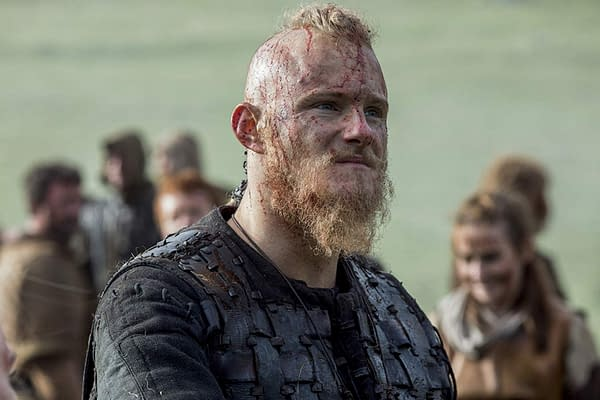 Meet Craig, 'Vikings' Boom Operator [Who May Or May Not Be Alexander Ludwig]