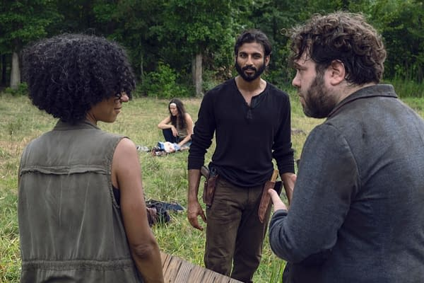 The Walking Dead Season 9, Episode 7 'Stradivarius' (Bring Out Your Dead 907! Live-Blog)