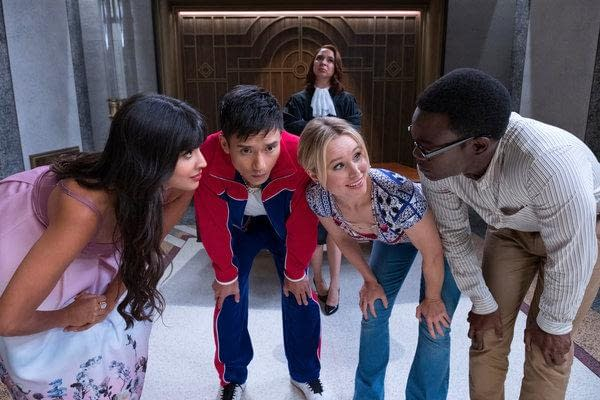 Holy Mother Forking Shirtballs! It's Our 'The Good Place' Season 2 Recap!