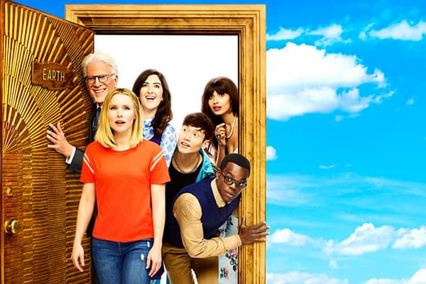 good place season 2