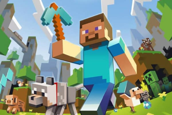 The Studio Behind 'Minecraft' Makes 100k Donation to Water Charity