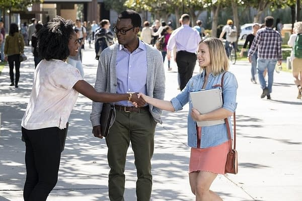 "The Good Place Season 3: Our ""Holy Mother Forking Shirtballs!"" Recap (BC Rewind)"