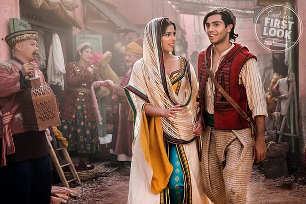 'Aladdin' Grants Wish of Being Enjoyable, But Can't Escape Origins [Review]