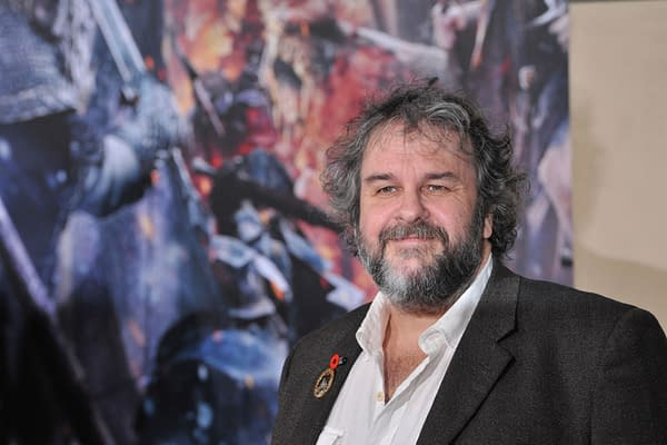Peter Jackson, Philippa Boyens Talk Amazon's 'Lord of the Rings' Series