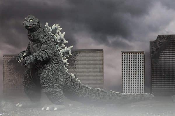 NECA 1962 Godzilla Figure 1