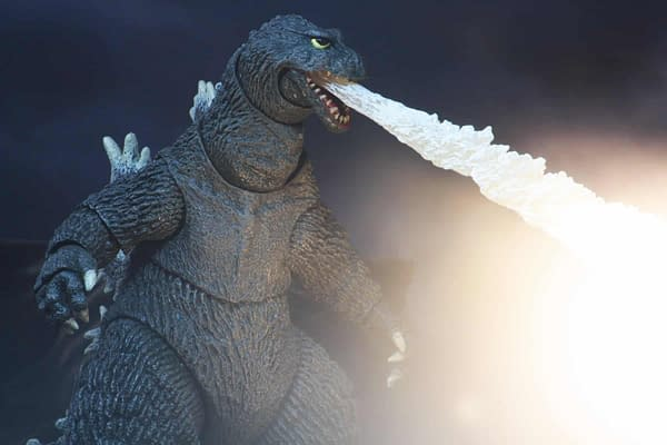 NECA 1962 Godzilla Figure 2