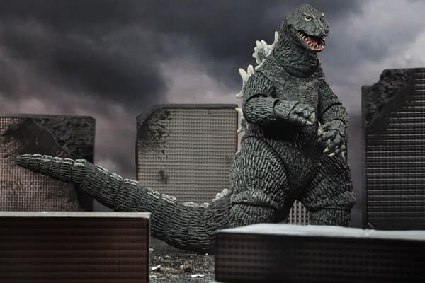 NECA 1962 Godzilla Figure 4