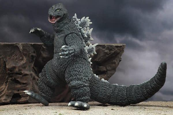 NECA 1962 Godzilla Figure 6