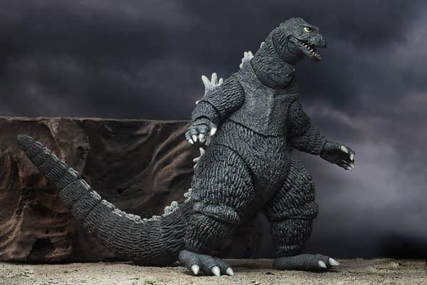 NECA 1962 Godzilla Figure 8