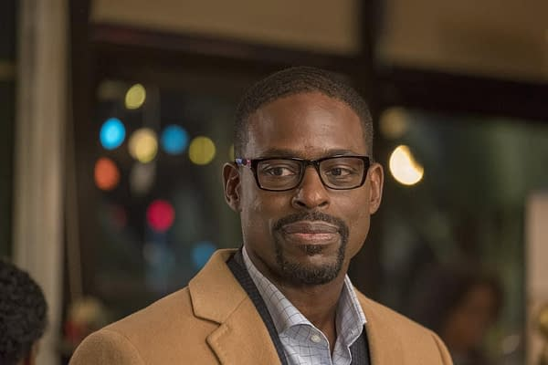 Sterling K. Brown Joins Amazon's 'The Marvelous Mrs. Maisel'