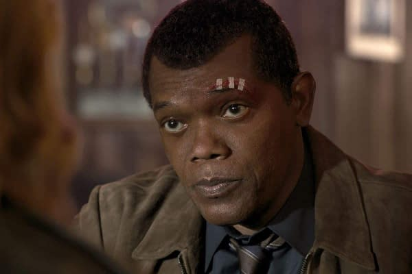 With 'Captain Marvel', Samuel L. Jackson's Marvel Studios Contract is Up, But…