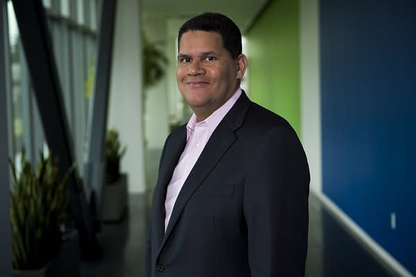 Reggie Fils-Aime to Retire From Nintendo of America