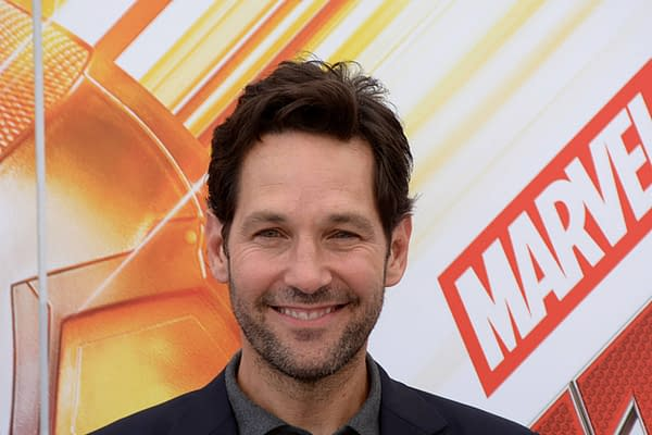 "Paul Rudd Rocks Out to Foo Fighter's Cover of The Ramones ""Blitzkrieg Bop"""