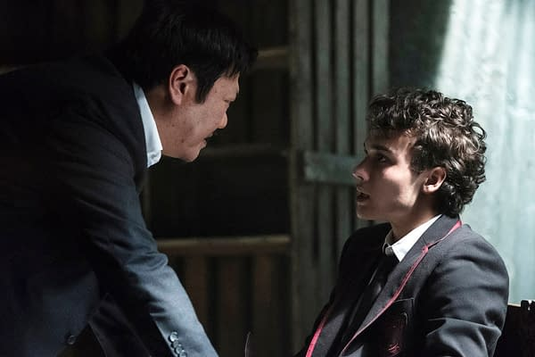 "'Deadly Class' Season 1, Episode 8: Lin Drops ""The Clampdown"" on Assassin High (SPOILER REVIEW)"