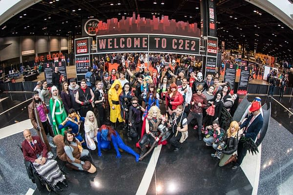 The Daily LITG, 18th March 2019 – How is it C2E2 This Week Already?