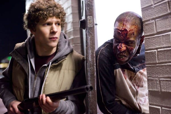 Jesse Eisenberg Gives 'Zombieland: Double Tap' Update at SXSW
