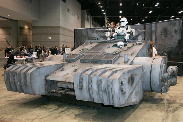 Star Wars Celebration Chicago Day 1 Small Gallery: Cosplay and Collectables [SWCC]