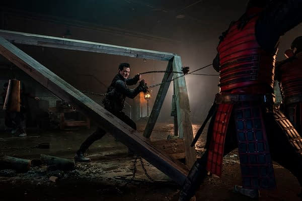 """'Into the Badlands' S3, Ep13: """"Black Lotus, White Rose"""" Raises the Body Count (SPOILER REVIEW)"""