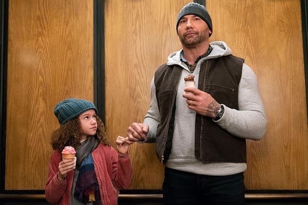 First Trailer for Dave Bautista's 'My Spy' Released at CinemaCon