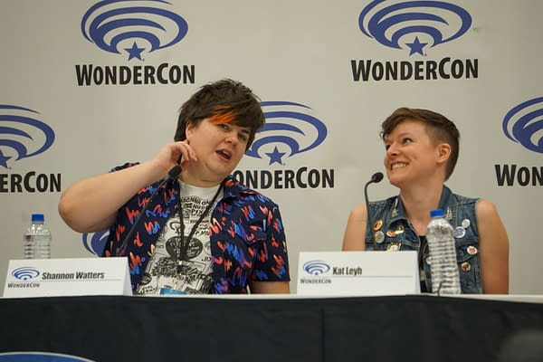 Lumberjanes is 5 Years Old, but They Brought the Presents – Wondercon Panel