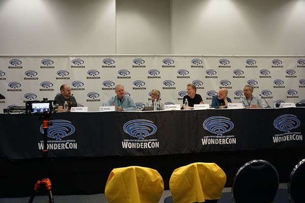 """""""I Begrudge Stan Lee Nothing But Sole Credit"""": the Jack Kirby Tribute Panel at Wondercon"""