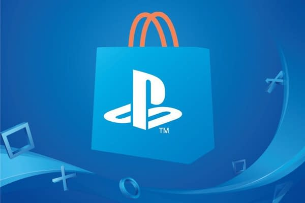 With any luck, this logo will be a thing of the past. Digital shopping bags are bad for the digital environment. Courtesy of Sony.