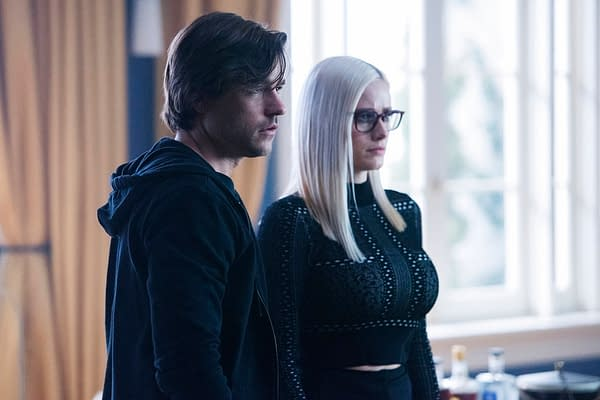'The Magicians' Showrunners Compare Season 5 to '80s Wall Street