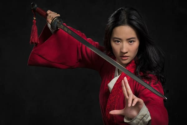 [Rumor] Disney's Live-Action 'Mulan' Has $300 Million+ Budget