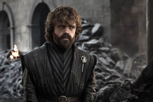 2 Photos from FINAL EVER 'Game of Thrones' Episode
