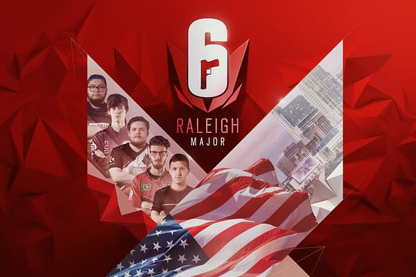 Ubisoft Announces Rainbow Six Siege Raleigh Major For August