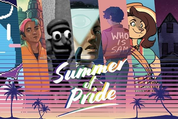 LGBTQ+ Game Streaming Event Summer of Pride Begins Tomorrow