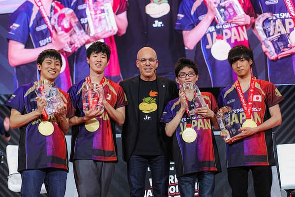 Nintendo Crowns Three New 2019 World Champions At E3 2019