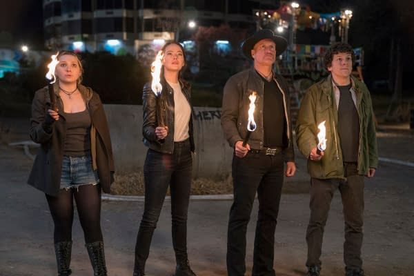 """""""Zombieland: Double Tap"""" Featurette is Fun Times at the Apocalypse"""