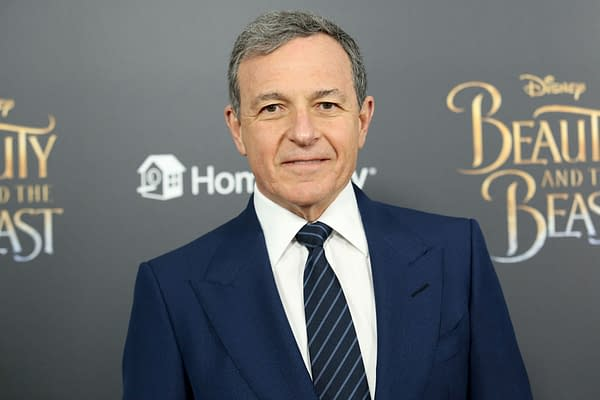 """Bob Iger attends the premiere of """"Disney's Beauty and the Beast"""" at Alice Tully Hall on April 13, 2017, in New York City."""