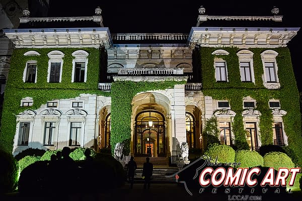 Lake Como - the Most Beautiful Comic Art Convention in the World