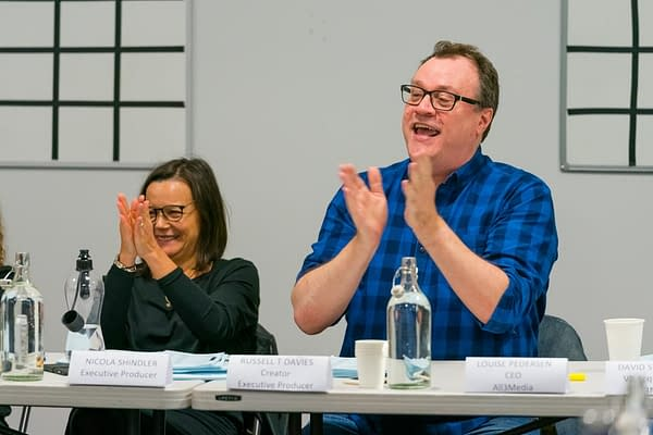 Keeley Hawes, Stephen Fry and Neil Patrick Harris to Star in Russell T Davies' Boys