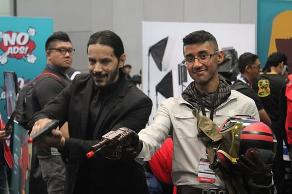 """A Heavy Barrage of Cosplay From NYCC 2019 Day Two…. 52 Shots Including """"Walt Disney's Frozen"""""""