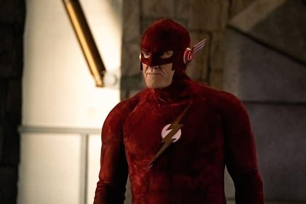 The Flash: John Wesley Shipp Honors CBS Series' 30th Anniversary