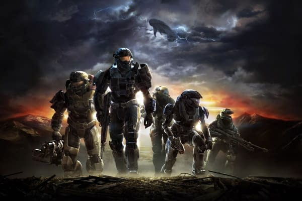 Imagine beating the mods of Halo Reach back in the day by 20 points. Courtesy of 343 Industries.