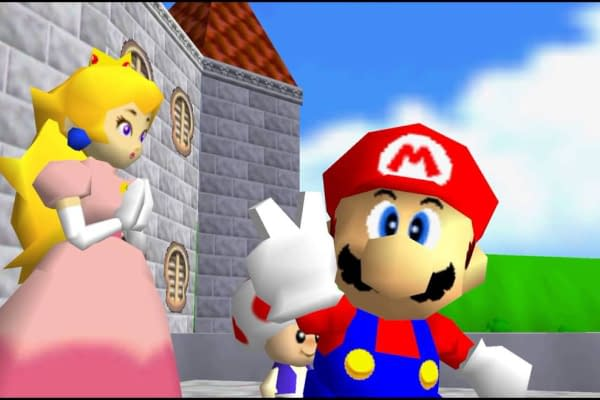 "Popular ""Super Mario 64"" Mod Gets A Split-Screen Addition"