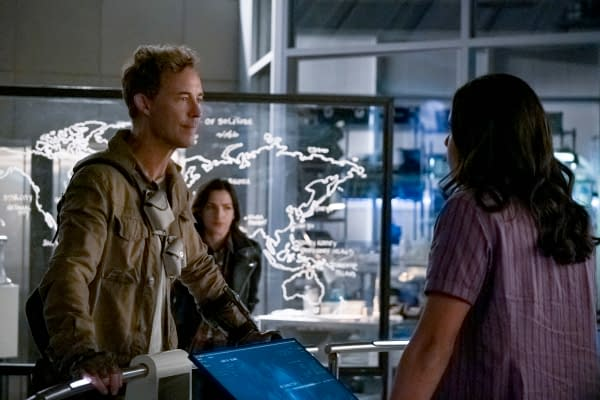 The Flash Season 7 Will Be Final Runs For Tom Cavanagh, Carlos Valdes