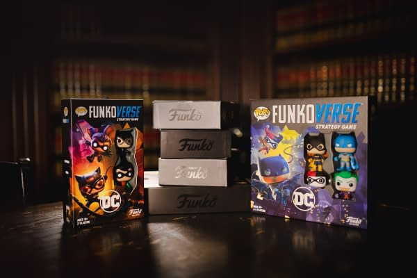 """""""Funkoverse"""" Game Series Launched, Expansions Coming"""