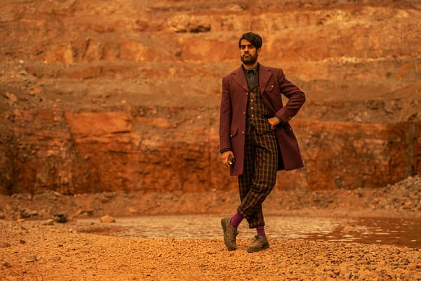 Sacha Dhawan as The Master - Doctor Who _ Season 12, Episode 10 - Photo Credit: James Pardon/BBC Studios/BBC America