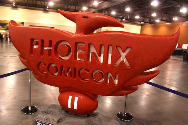 Phoenix Comicon Gunman Sentenced to 25 Years
