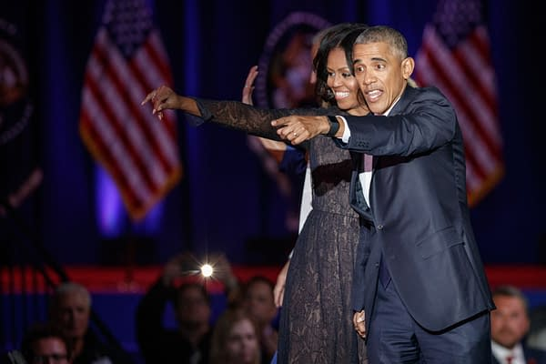 Obamas Teaming With the Russo Brothers For Netflix Film 'Exit West'
