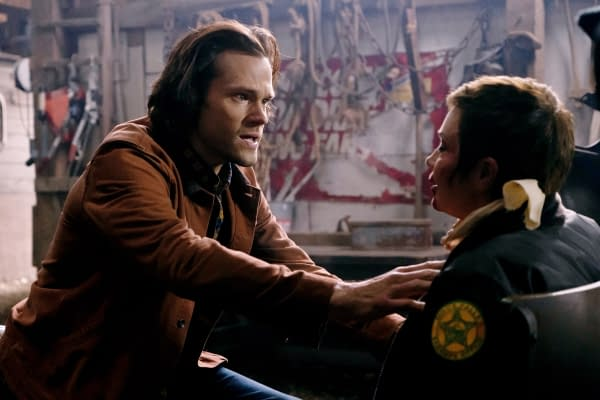 Supernatural (Photo: Katie Yu/The CW -- © 2020 The CW Network, LLC. All Rights Reserved)